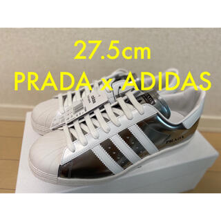 PRADA - ADIDAS PRADA SUPERSTAR 27.5cm アディダス プラダ