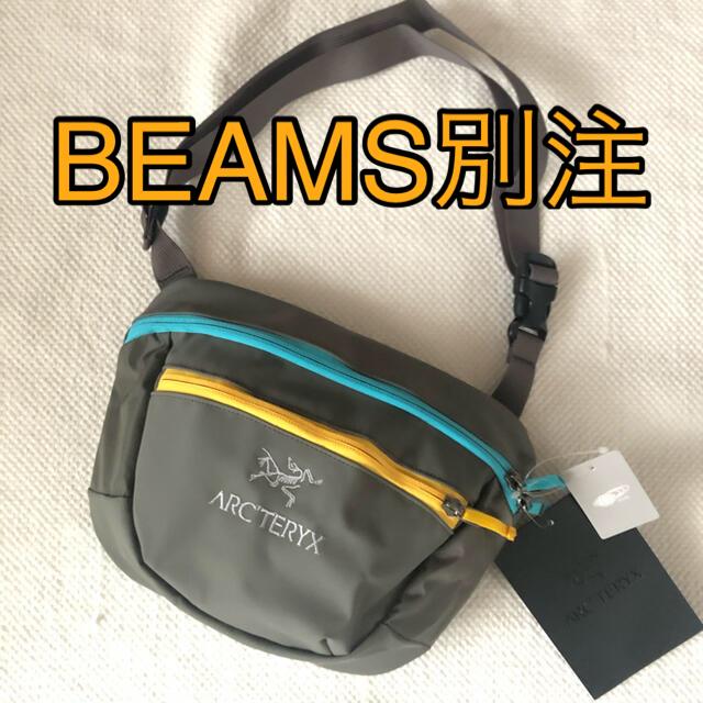 ARC'TERYX(アークテリクス)のアークテリクス・ARC'TERYX◆BEAMS別注◆ARRO Waistpack メンズのバッグ(ショルダーバッグ)の商品写真