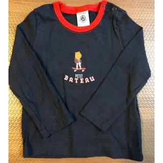 PETIT BATEAU - プチバトー ロンT