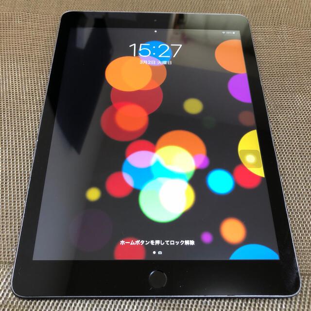 iPad(アイパッド)のipad 6世代 32GB 9.7インチ wifiモデル スマホ/家電/カメラのPC/タブレット(タブレット)の商品写真