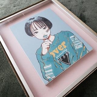 【超希少】 ED10古塔つみ × OVER PRINT × AKB48コラボ作品