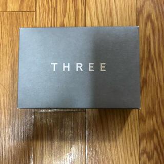 スリー(THREE)のTHREE フォー・メン ジェントリング トライアルキット(サンプル/トライアルキット)