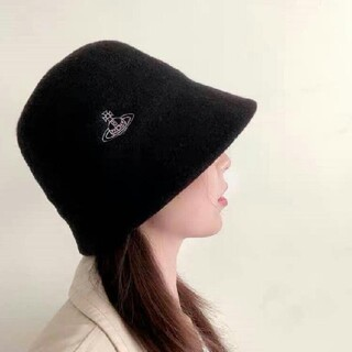 Vivienne Westwood バスククロッシェ 帽子 ハット