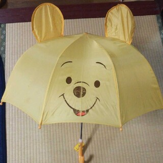 ディズニー(Disney)のプーさん耳つき傘(傘)