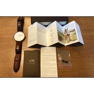 Daniel Wellington - ダニエルウェリントン Daniel Wellington 腕時計 40mm