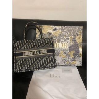 "Dior - DIOR BOOK TOTE ディオール オブリーク"" スモールバッグ"