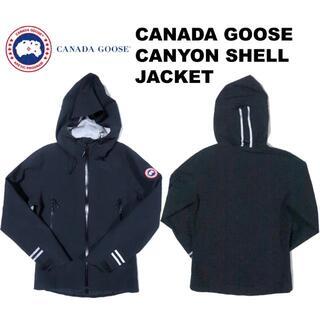 カナダグース(CANADA GOOSE)のCANADA GOOSE Canyon Shell Jacket 防水(マウンテンパーカー)