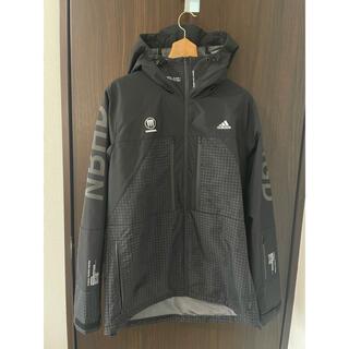 アディダス(adidas)のadidas x NEIGHBORHOOD ランニングジャケット(マウンテンパーカー)