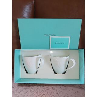 Tiffany & Co. - 【TIFFANY】ペアマグカップ