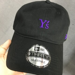 Yohji Yamamoto - Yohji Yamamoto Y's x NEW ERA キャップ