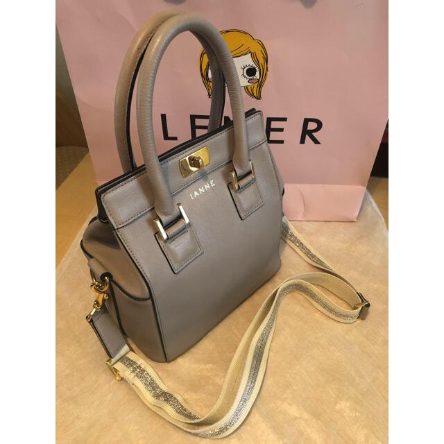 ATAO(アタオ)のイアンヌ ケイト 美品 トープ ショルダーバッグ セレモニーバッグ レディースのバッグ(ショルダーバッグ)の商品写真