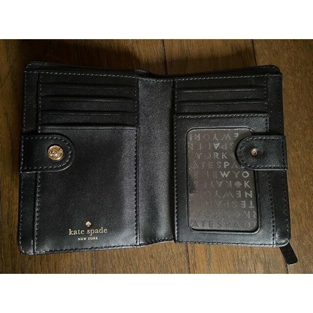 kate spade new york(ケイトスペードニューヨーク)のケイトスペード 二つ折り財布 レディースのファッション小物(財布)の商品写真