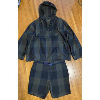 エンジニアードガーメンツ(Engineered Garments)のKAPTAIN SUNSHINE BEAMS別注 アノラック パーカー ショーツ(その他)
