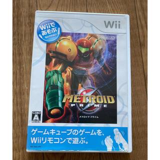 Wii - Wiiであそぶ メトロイドプライム