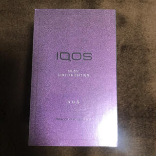 IQOS - IQOS3 DUO アイコス3 DUO本体キット 限定色 プリズム モデル