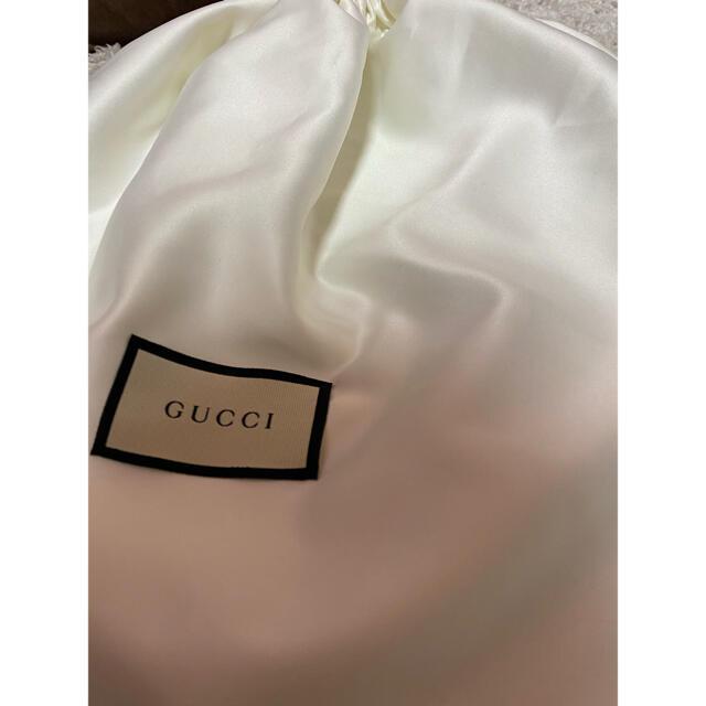Gucci(グッチ)のGucci 巾着袋 レディースのバッグ(ショップ袋)の商品写真