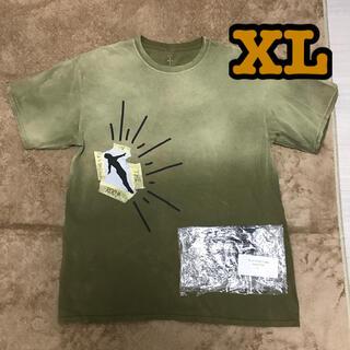 カクタス(CACTUS)のtravis scott tシャツ トラヴィス(Tシャツ/カットソー(半袖/袖なし))