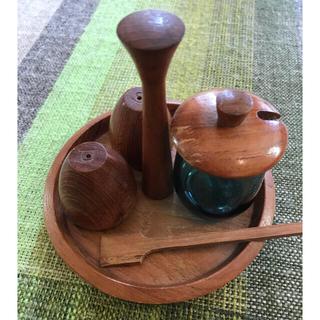 イッタラ(iittala)の北欧ヴィンテージ 卓上セット イッタラ アラビア マリメッコ 北欧の暮らし(テーブル用品)