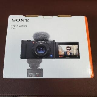 SONY - ソニー デジタルカメラ ZV-1