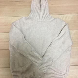 TOMORROWLAND - ギャルリーヴィーファインウールハイネックニットタートルネックセーター