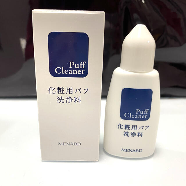 MENARD(メナード)のメナード  化粧用パフ洗浄料 コスメ/美容のベースメイク/化粧品(その他)の商品写真