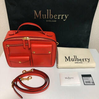 Mulberry - 新品Mulberry Cherwell Square ショルダーバッグ