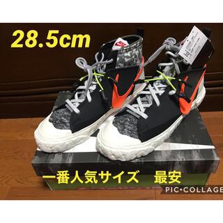 "NIKE - READYMADE × NIKE BLAZER MID ""BLACK""  最安"