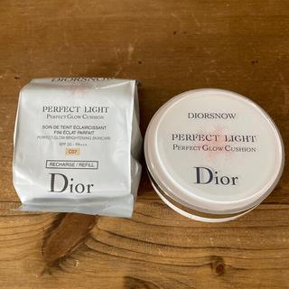 ディオール(Dior)のディオールスノーパーフェクトライトC07(ファンデーション)