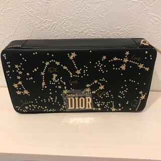 Christian Dior - Dior星柄ポーチ 非売品 ミラー付き 希少
