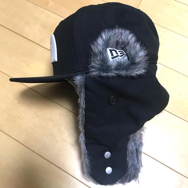 THE NORTH FACE(ザノースフェイス)のノースフェイス ニューエラ キャップ NN41841N ブラック 限定品 メンズの帽子(キャップ)の商品写真