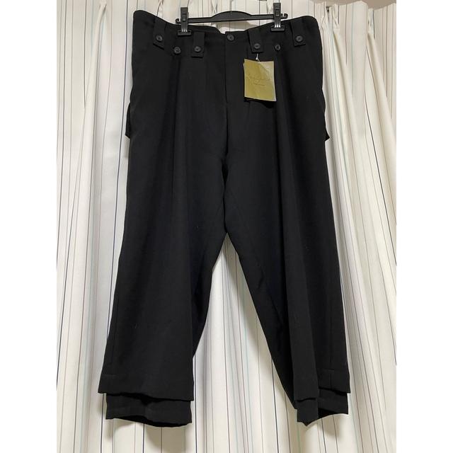 Yohji Yamamoto(ヨウジヤマモト)のYohji Yamamoto Look26 カバーパンツ メンズのパンツ(その他)の商品写真