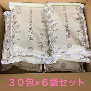 ドモホルンリンクル(ドモホルンリンクル)の再春館製薬  ドモホルンリンクル  美活湯 6袋セット(健康茶)