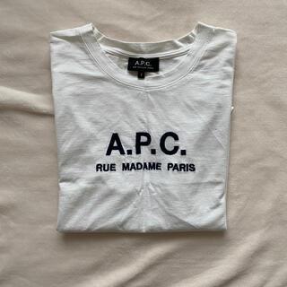 A.P.C - A.P.C ロゴTシャツ