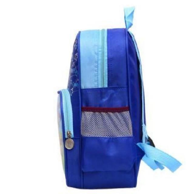 パウパトロール リュック 子供用 紺色 キッズ/ベビー/マタニティのこども用バッグ(リュックサック)の商品写真