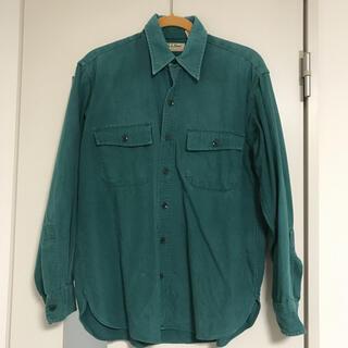 エルエルビーン(L.L.Bean)のL.L.BEAN CHAMOIS CLOTH SHIRT シャツ(シャツ)