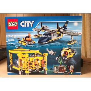 Lego - レゴシティ 60096 海底調査基地