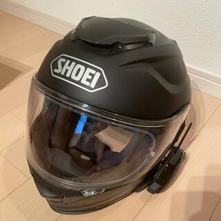 SHOEI gt-air2  b+com6x(ヘルメット/シールド)
