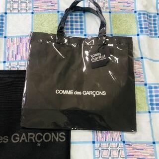 COMME des GARCONS - COMME des GARCONS (コムデギャルソン) PVCトートバッグ