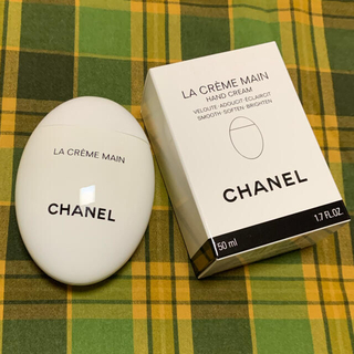 CHANEL - CHANEL ラ クレーム マン ハンドクリーム 50ml