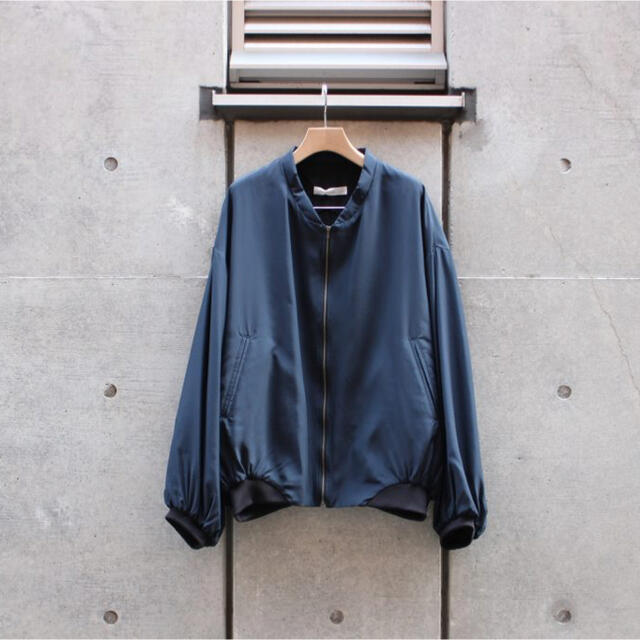 COMOLI(コモリ)のseya. 2019SS SILK BLOUSON シルクブルゾン レディースのジャケット/アウター(ブルゾン)の商品写真