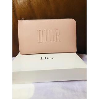 Christian Dior - 新品未使用 Dior ノベルティーポーチ 箱付き