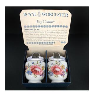 ロイヤルウースター(Royal Worcester)のROYAL WORCESTER エッグコドラー 2個セット(食器)