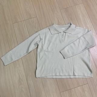 GU - GU アイボリー セーター