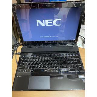 エヌイーシー(NEC)の中古品消毒済 [NEC]LAVIE NS700/BAB PC-NS700BAB(ノートPC)