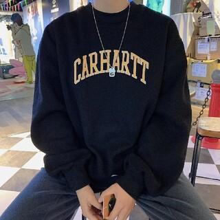 carhartt - SIZE:L Carhartt プルオーバースウェットトレーナー