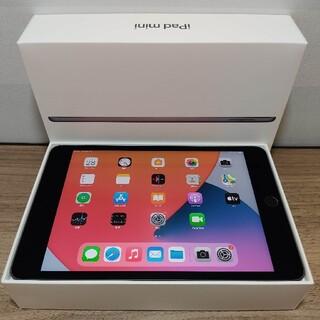 Apple - (美品)Ipad Mini5 Model Wifi 64GB 保証付き