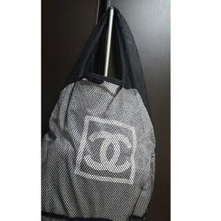 CHANEL - レア‼️CHANELスポーツライン保存袋とメッシュバッグセット