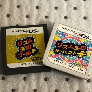 ニンテンドー3DS(ニンテンドー3DS)のリズム天国ザベスト ゴールド(携帯用ゲームソフト)