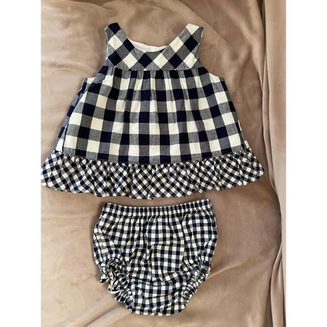 babyGAP(ベビーギャップ)のベビー 12-18m GAP キッズ/ベビー/マタニティのベビー服(~85cm)(ロンパース)の商品写真