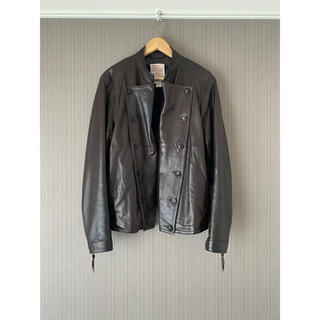 COMOLI - Niceness ナイスネス LOUIS LEATHER JACKET